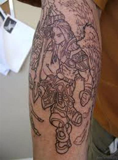 angel tattoos on arm 75 beautiful guardian tattoos for arm