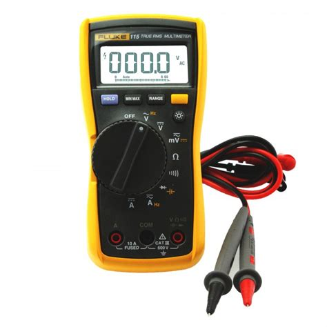 Multimeter Fluke 115 fluke 115 true rms multimeter