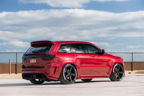 2012 Jeep Grand Cherokee SRT8 Supercharged Monster