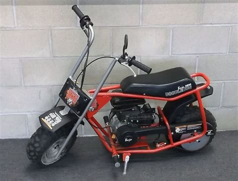 doodlebug 30 mini bike for sale baja db30 doodlebug 97cc gas mini motorcycle mini