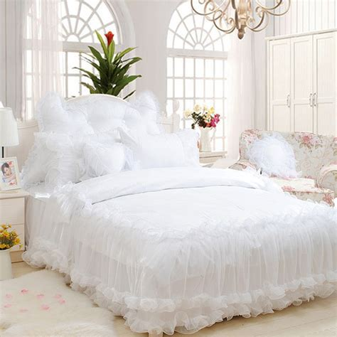 best 25 white lace bedding ideas on lace