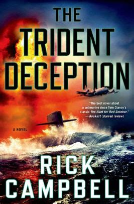 Deception A Novel the trident deception a novel by rick cbell hardcover