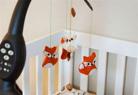 Fox Nursery Decor A Fox Themed Nursery For Britain Fox Project Nursery