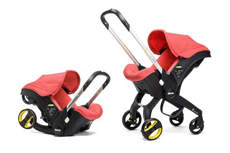 baby car seat and stroller all in one doona car seat it s actually a stroller whoa