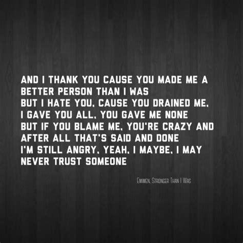 monsta x deja vu lyrics eminem stronger than i was lyrics music music xx