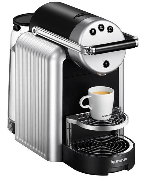 nespresso coffee zenius kaffeemaschinen nespresso