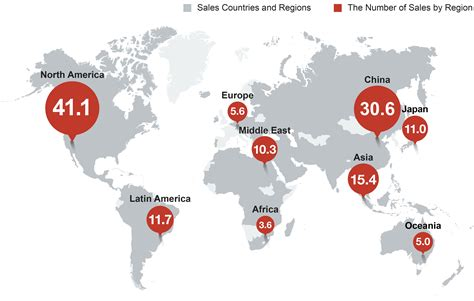 toyota worldwide corolla by the numbers toyota global newsroom