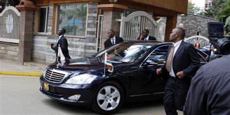Car Types In Kenya by Uhuru Kenyatta And Sportpesa Ceo Drive The Same Type Of