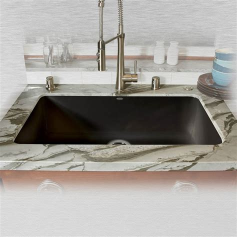ceco delray single bowl undermount kitchen sink