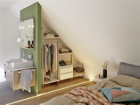 herren schlafzimmer design dachschr 228 perfekt als begehbarer kleiderschrank nutzen