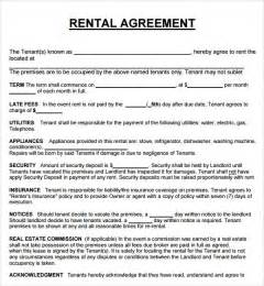What Does A Car Rental Agreement Look Like 898 Best Real Estate Forms Word Images On Free