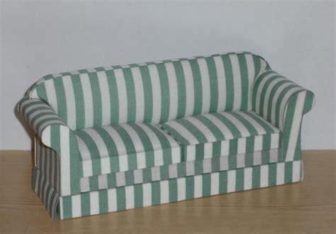 green striped sofa green striped sofa 187 antique mint green striped mahogany