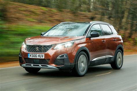 peugeot 3007 car peugeot 3008 review 2018 autocar