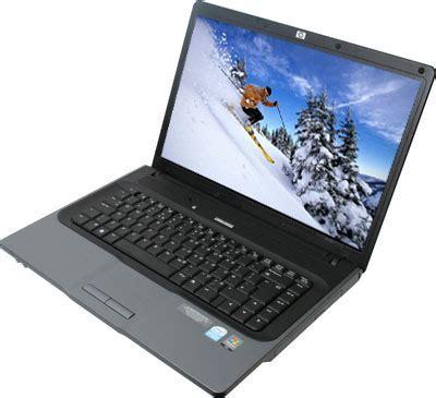 "HP 530 Laptop PC Core 2 Duo 15.4"" LCD 2GB RAM 500GB HDD"