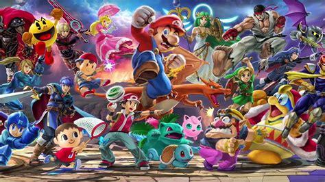 Smash Bros smash bros ultimate debuts at e3 2018 includes