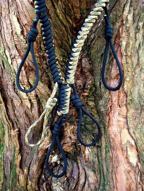 paracord lanyard 4 steps with pictures