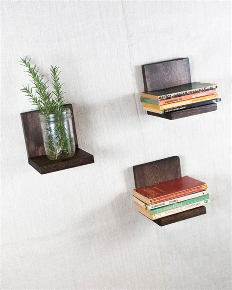 floating wall shelves espresso discover and save creative ideas
