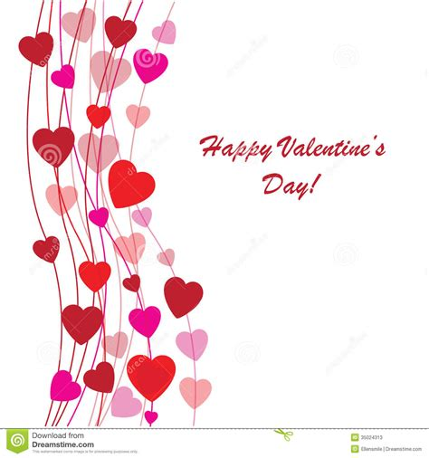to on valentines valentines background with many hearts stock photos