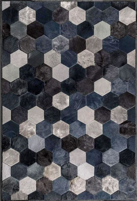 Kyle Bunting Rug by 6 Stylish Hair On Hide Rugs From Kyle Bunting San Franciscosan Francisco Interior Design