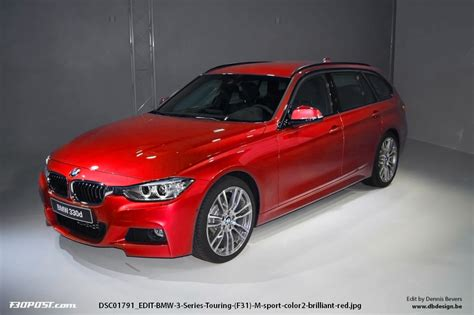 bmw m sport colors bmw 3 series touring f31 m sport in all bmw colors renders