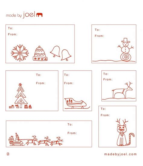 printable christmas gift cards free printable christmas gift tags perhaps try printing on