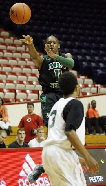 Mba Select Indy by Recruit Profile Demetrius Jackson Hoosier Sports Report