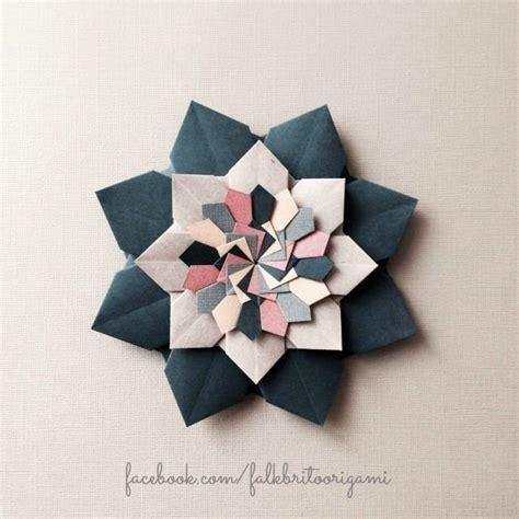 mandala by falk brito falk brito origami
