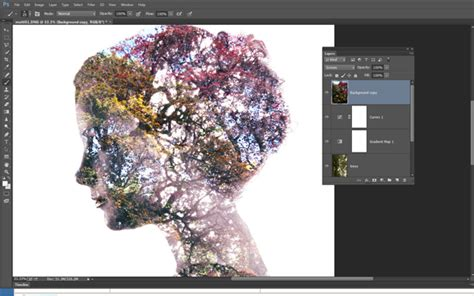 tutorial multi exposure double exposure portraits a simple tutorial for making