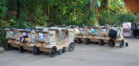 Crib Rental Orlando Fl by Stroller Parking Disney S Animal Kingdom Walt Disney