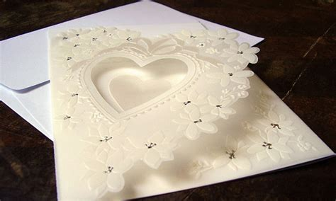 How To Make Handmade Wedding Cards - diy wedding invitations ideas diy craft projects