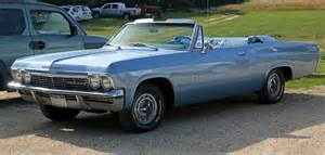 file 1965 chevrolet impala ss convertible front jpg