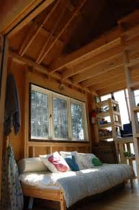 Interiors Of Small Homes by Tiny Rustic Cabin Interior Small House Bliss