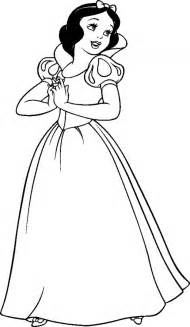 snow white coloring pages jayden free printables