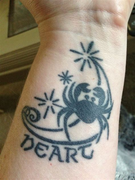 june tattoo designs 54 best images about cancer the crab on