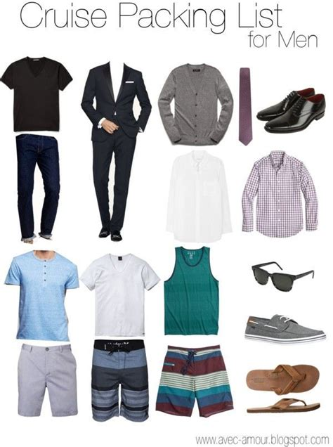 What Will You Wear This Cruise Collection best 25 mens cruise ideas on
