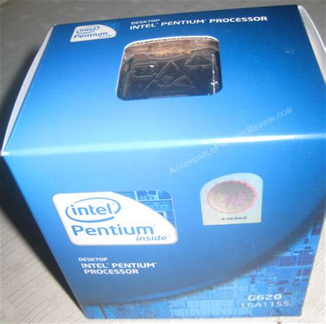 Intel Prosesor Dualcore G2030 Box intel pentium dual processors
