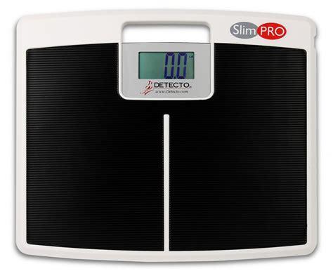 medical bathroom scales detecto slimpro low profile scale slimpro 4md medical