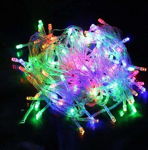 brightest led christmas lights 10m 100 bright led lights string indoor outdoor led lights decorations lights idea