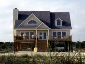 House On Pilings Beach House Plans On Pilings Beach House Plans With
