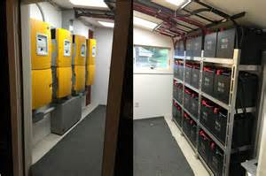 home battery systems smart home s solar farm stores excess energy in a battery