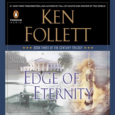 eternal a novel books edge of eternity abridged audiobook by ken