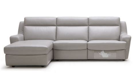 luxury 1 2 italian leather sectional sofa san antonio