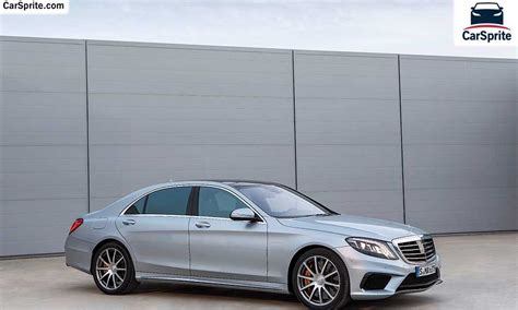 mercedes s 63 amg 2017 prices and specifications in