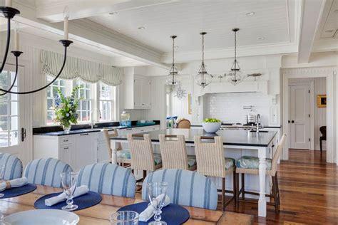 coastal  england harbor house house  home magazine