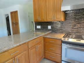 Honey Maple Kitchen Cabinets 5d Honey Maple Arched Door Kitchen Traditional Kitchen Cabinetry San Francisco By Glenn