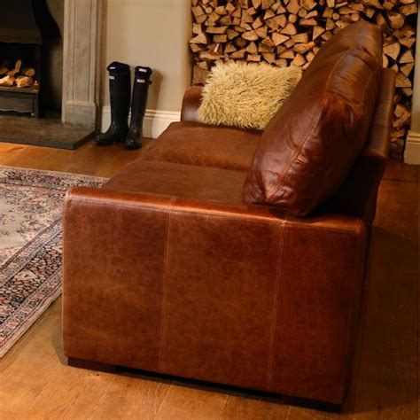 Washington Leather Sofa by Washington Leather Sofa Range Italian Leather Sofa Beds