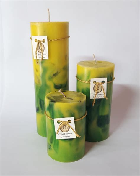 Handmade Scented Candles - candlessence burning handmade scented candles