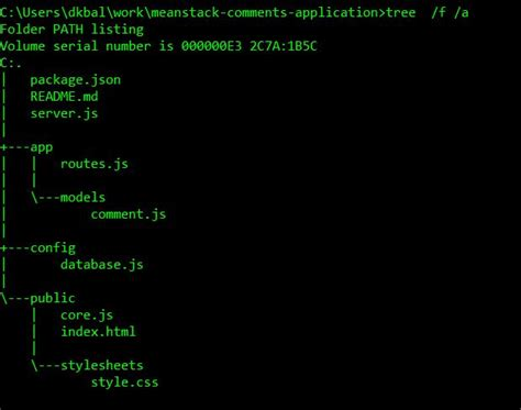 javascript directory layout develop mean stack application java beginners tutorial