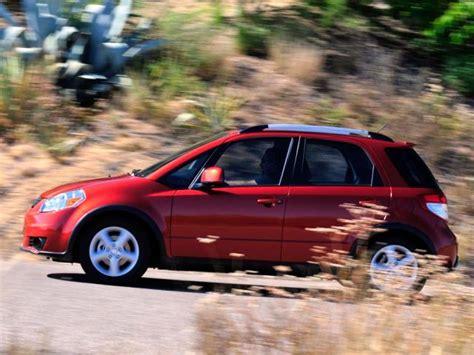 2012 Suzuki Sx4 Review 2012 Suzuki Sx4 Prices Reviews And Pictures U S News