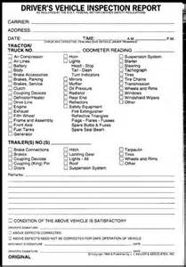 Daily Inspection Report Template daily vehicle inspection report template quotes